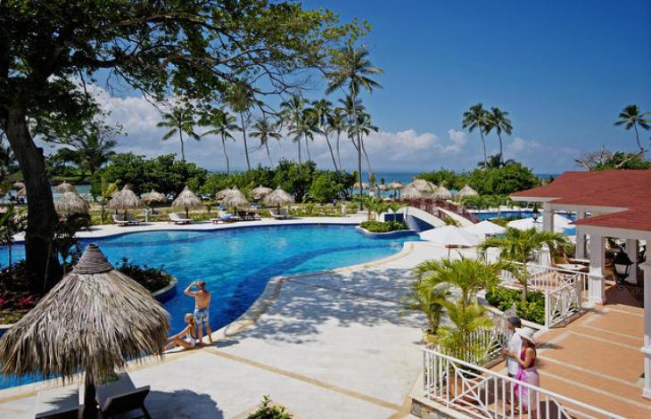 Hôtel Luxury Bahia Principe Cayo Levantado 5* TUI à Péninsule de Samaná en République Dominicaine