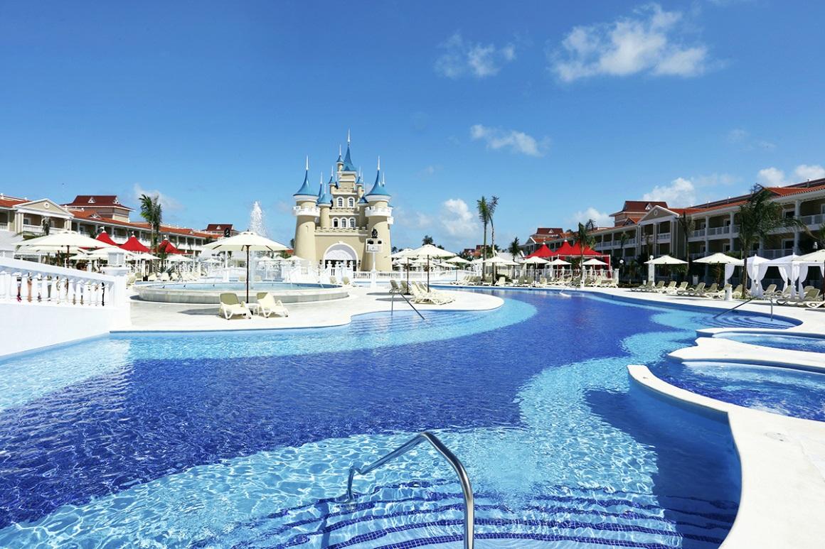 Hôtel Luxury Bahia Principe Ambar 5* TUI à Punta Cana en République Dominicaine