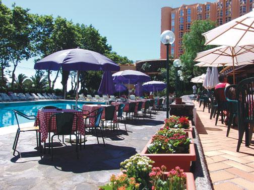 Hotel Dom Pedro Baia Club à Madère