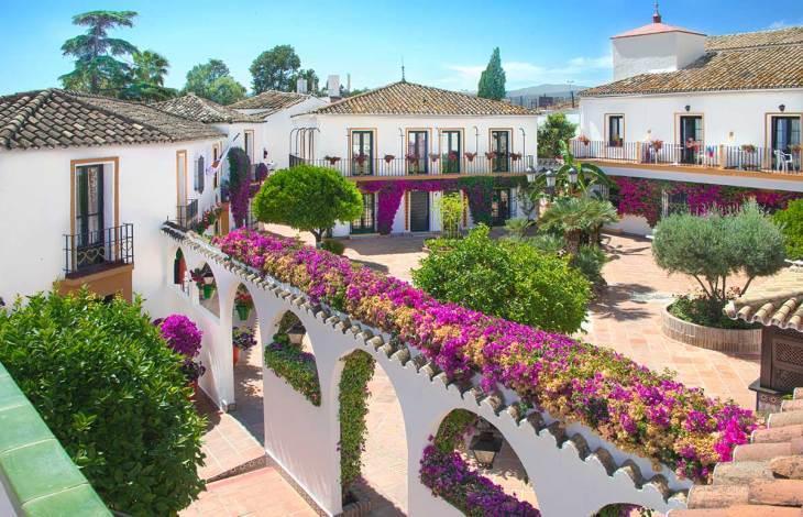 Hôtel Globales Pueblo Andaluz 3* TUI Malaga en Andalousie