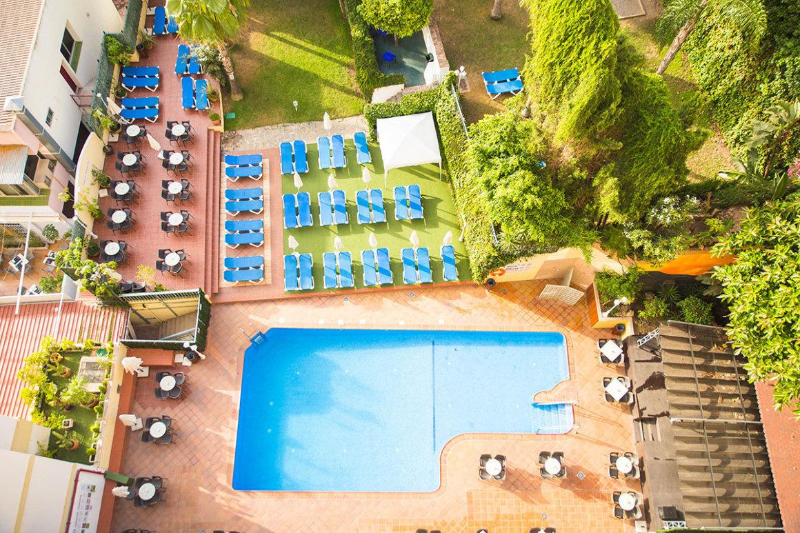 Hôtel Roc Flamingo 4* TUI Torremolinos en Espagne