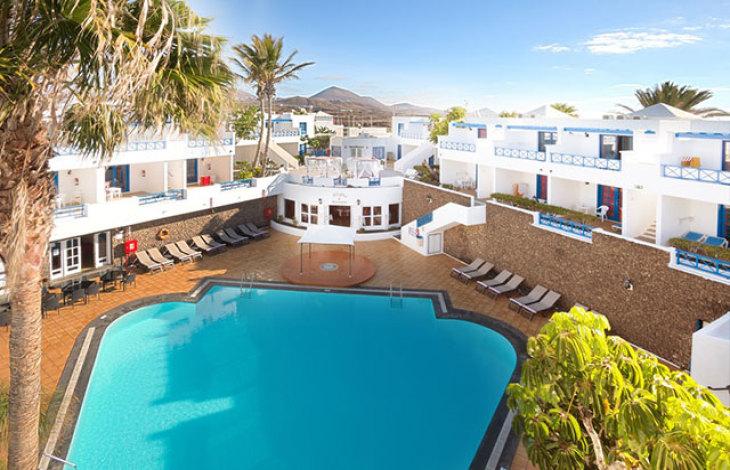 Hôtel l'Aqua Suites TUI 4* Lanzarote