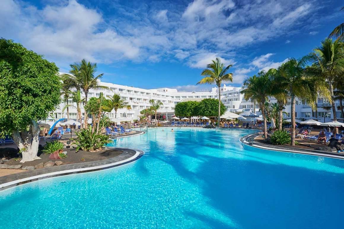 Hôtel Hipotel La Geria 4* TUI Lanzarote aux Île Canaries