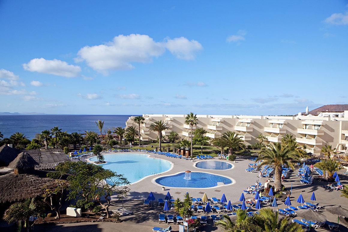 Hôtel Hesperia Playa Dorada 4* Lanzarote aux Île Canaries