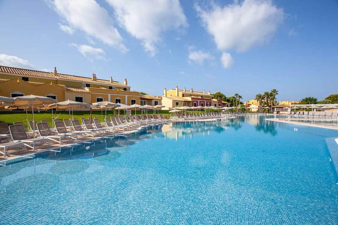 Hôtel Grupotel Playa Club 4* TUI à Minorque aux Iles Baléares