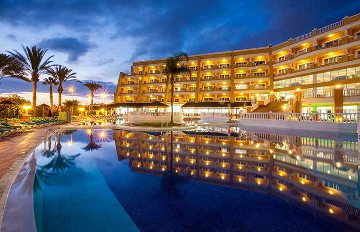 Hôtel Playa Real 4* TUI à Tenerife aux Canaries