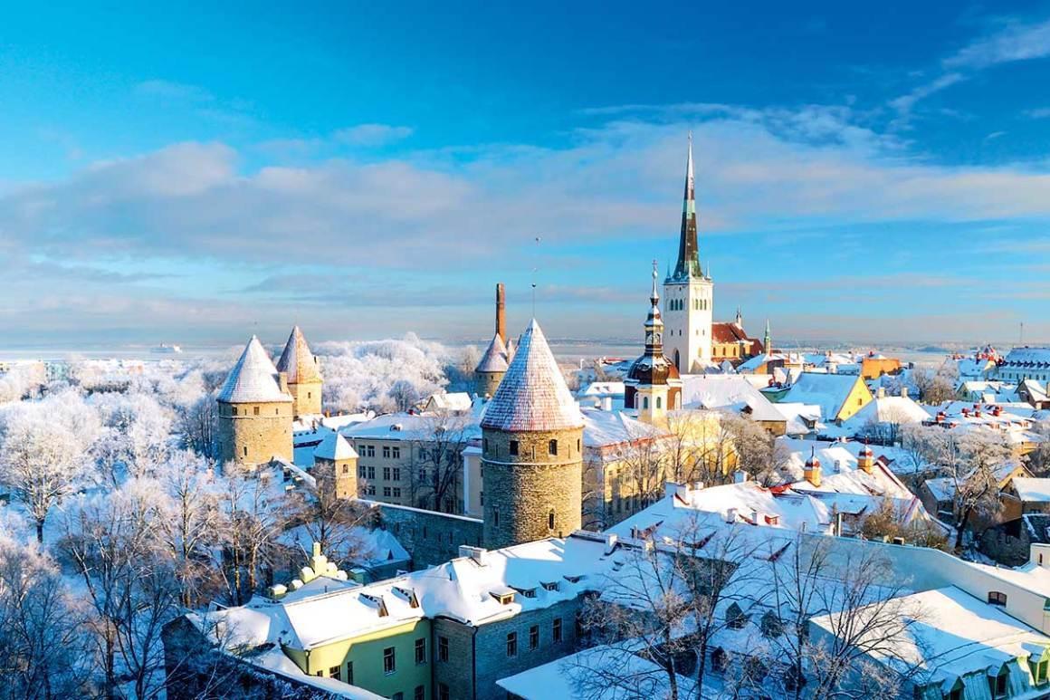Séjour Féerie dans les Pays Baltes Marché de Noël à Tallin 3 nuits TUI - Circuit Pays Baltes TUI