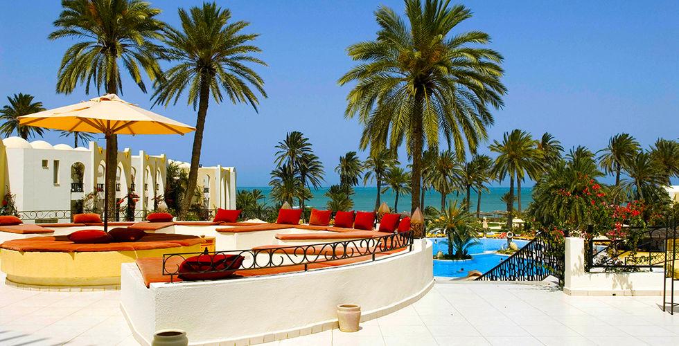 Hôtel Eden Star 4* Djerba Zarzis en Tunisie Lastminute