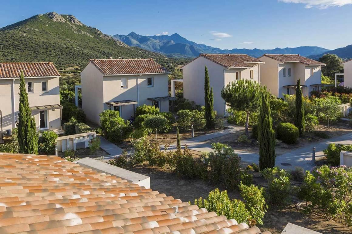 Résidence Bel Godère 3* TUI à Belgodère en Corse