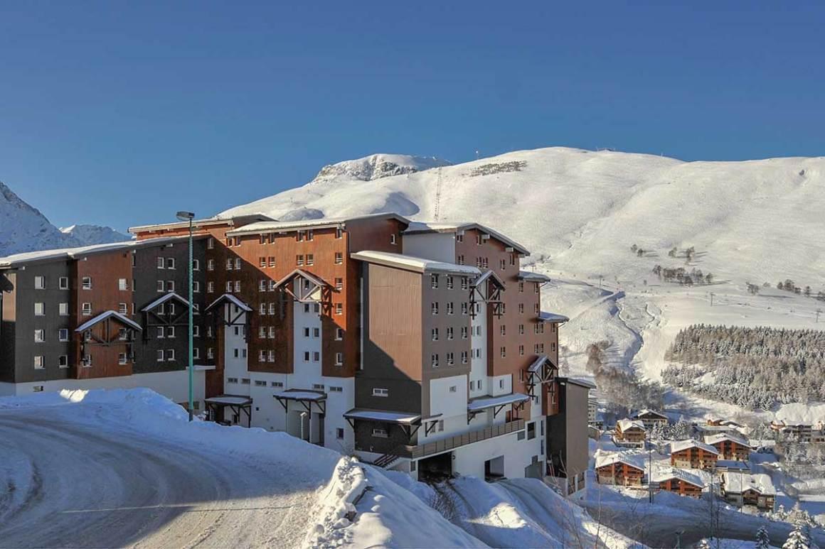 Village Club du Soleil Les 2 Alpes à Les 2 Alpes en Isère