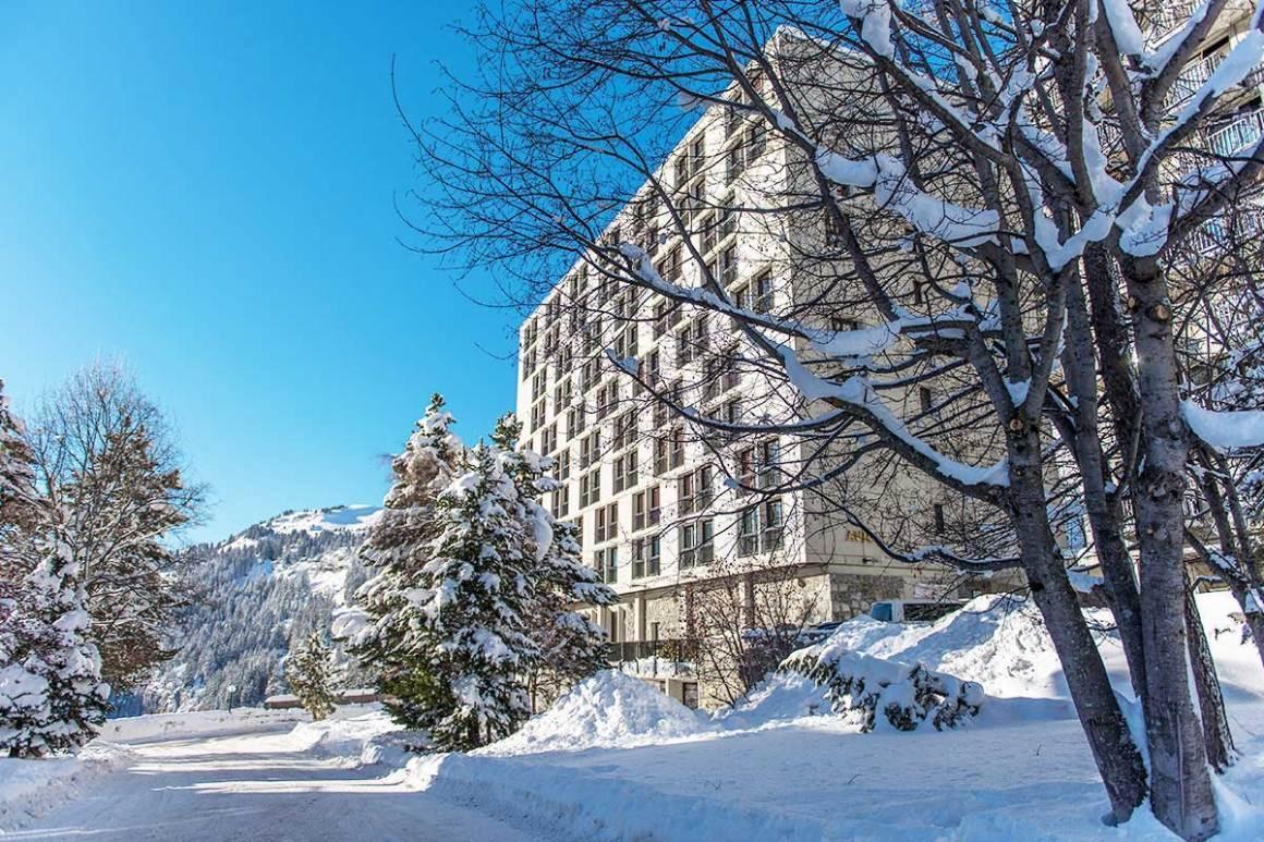 Village Club du Soleil Flaine à Flaine en Haute-Savoie