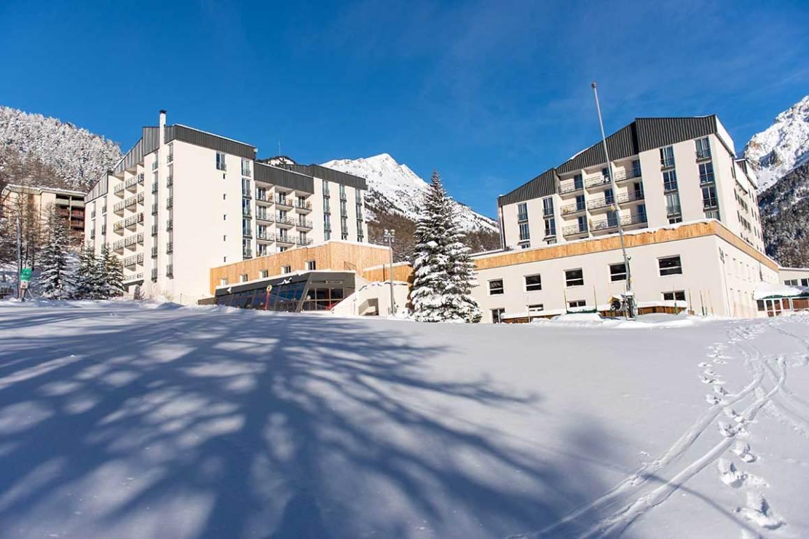 Village Club du Soleil Montgenèvre à Montgenèvre dans les Hautes Alpes