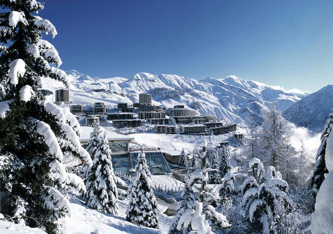 Village Club du Soleil Orcières 1850 à Orcières dans les Hautes Alpes
