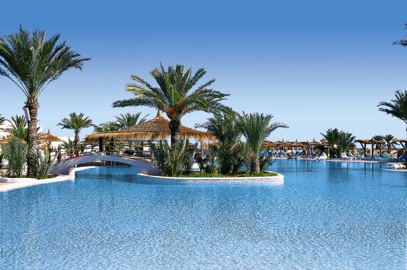 Hôtel Fiesta Beach 4* à Djerba en Tunisie - Leclerc Voyages
