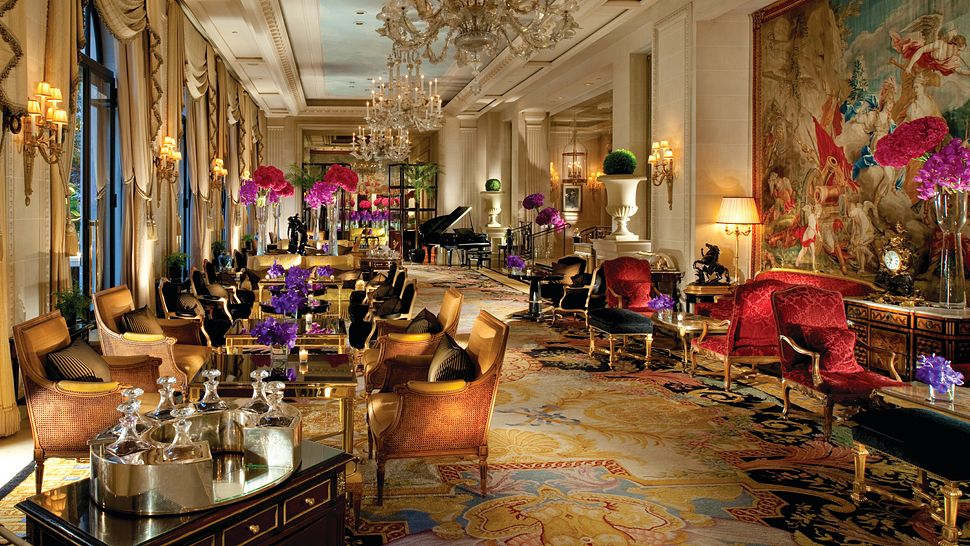 Four Seasons Hotel George V Paris à Paris 8e Arrondissement
