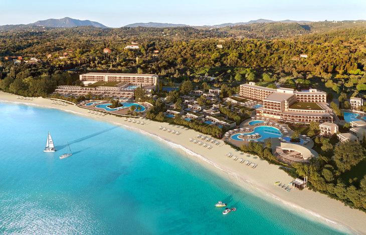 Hôtel Ikos Dassia 5* TUI Corfou en Grèce