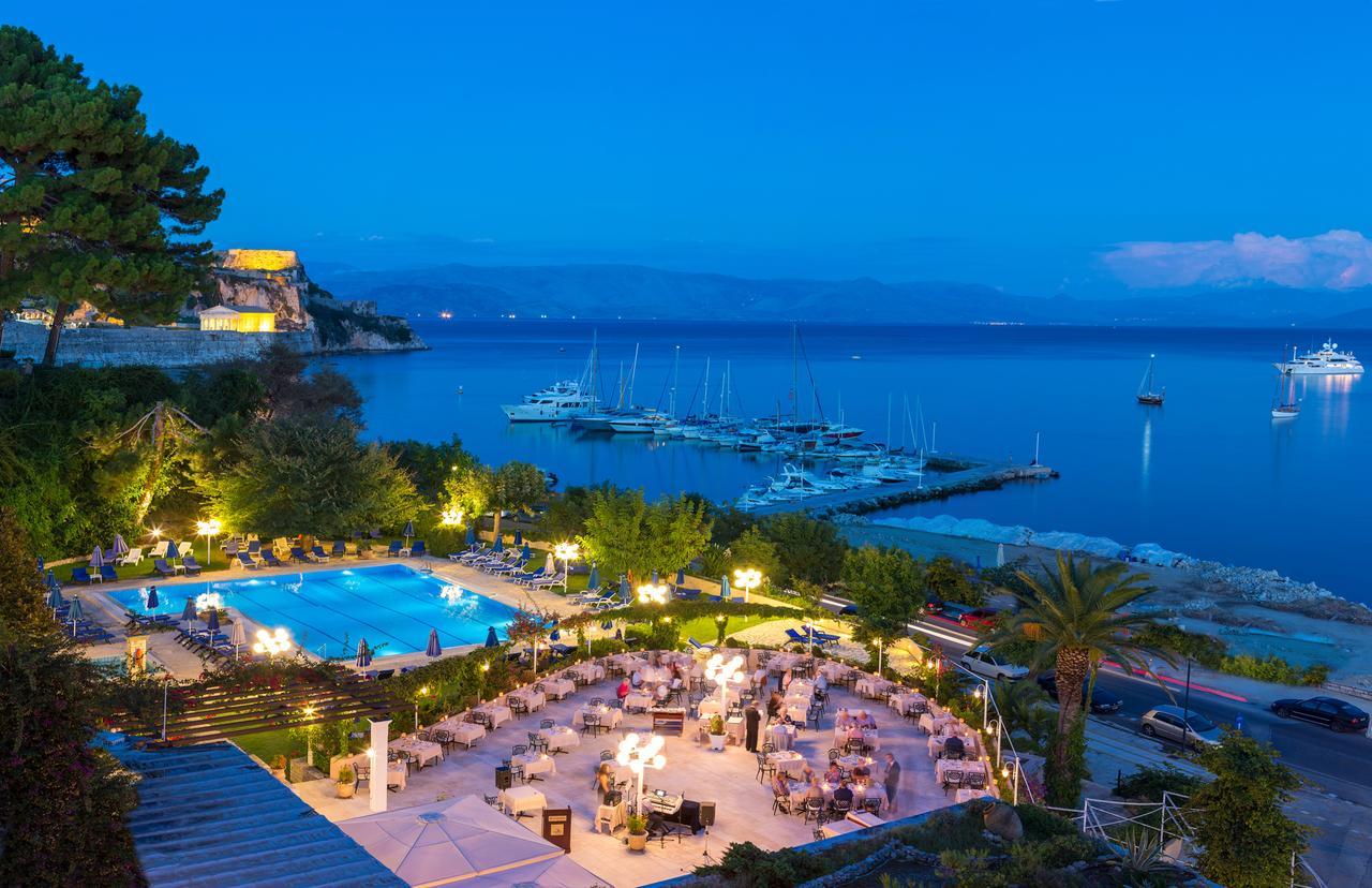 Hôtel Corfu Palace 4* TUI à Corfou en Grèce