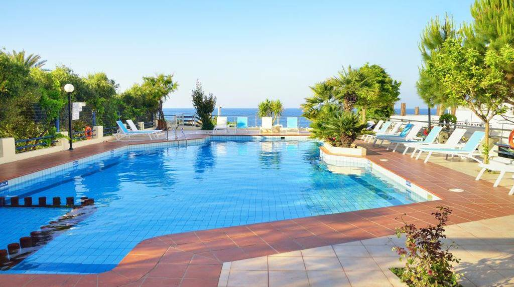 ôtel Golden Beach 4* TUI à Chersonisos en Crète