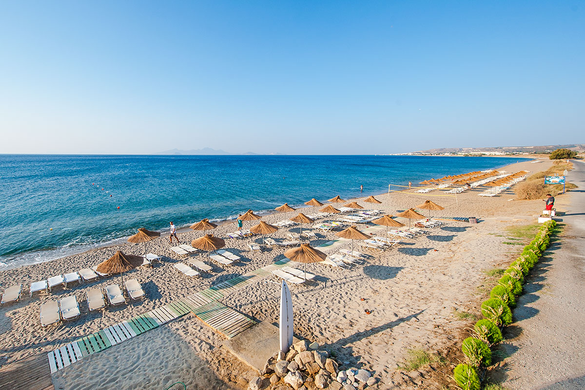 Hôtel Akti Beach Club 4* TUI à Kos en Grèce