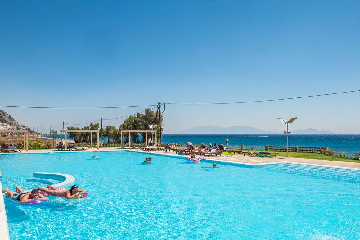 Akti Palace hôtel 5* TUI à Kos en Grèce