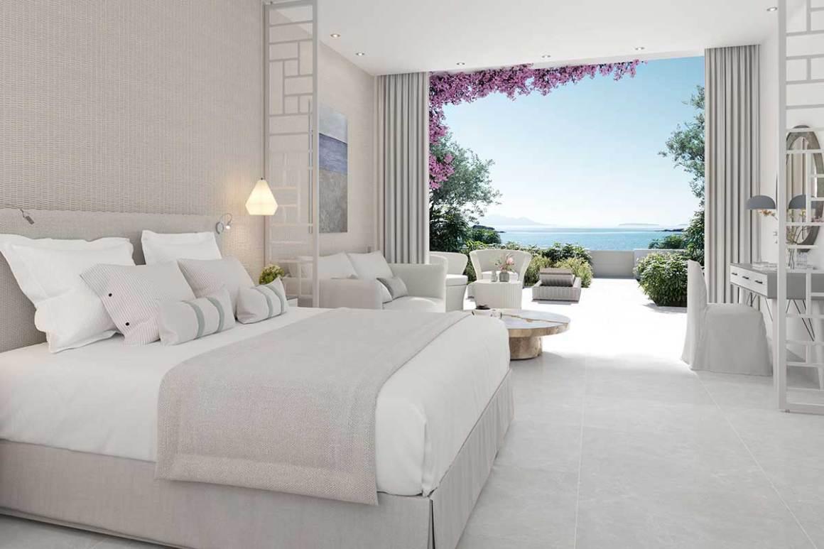 Hôtel Ikos Aria 5* TUI à Kos en Grèce