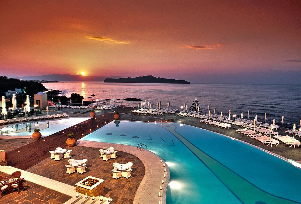 Hôtel Panorama 4* TUI à Galatas en Crète