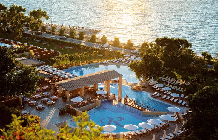 Amathus Beach Hôtel 5* TUI Rhodes en Grèce