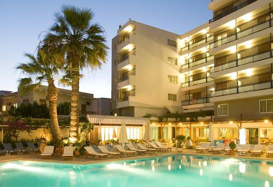 Best Western Plaza Hotel 4* TUI Rhodes en Grèce