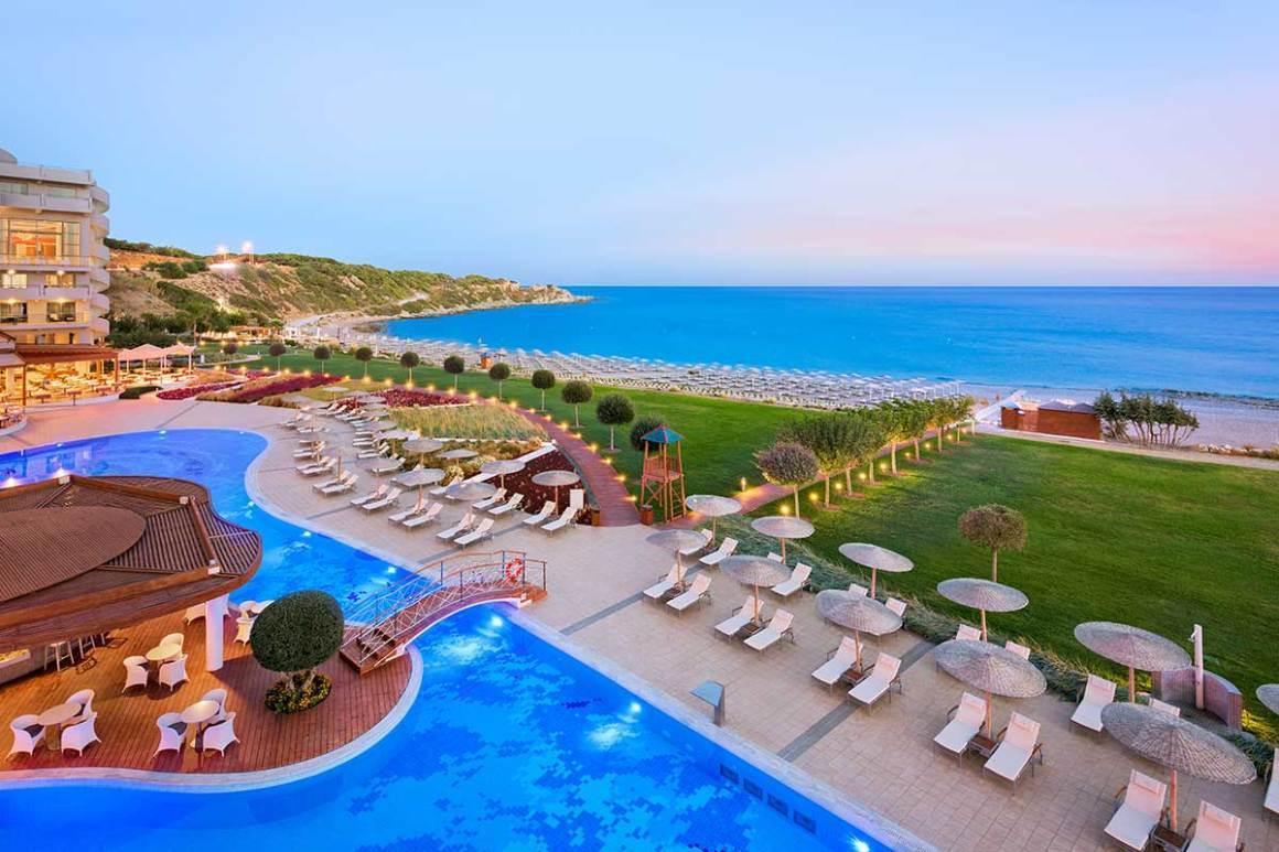 Hôtel Elysium Resort & Spa 5* TUI à Rhodes en Grèce