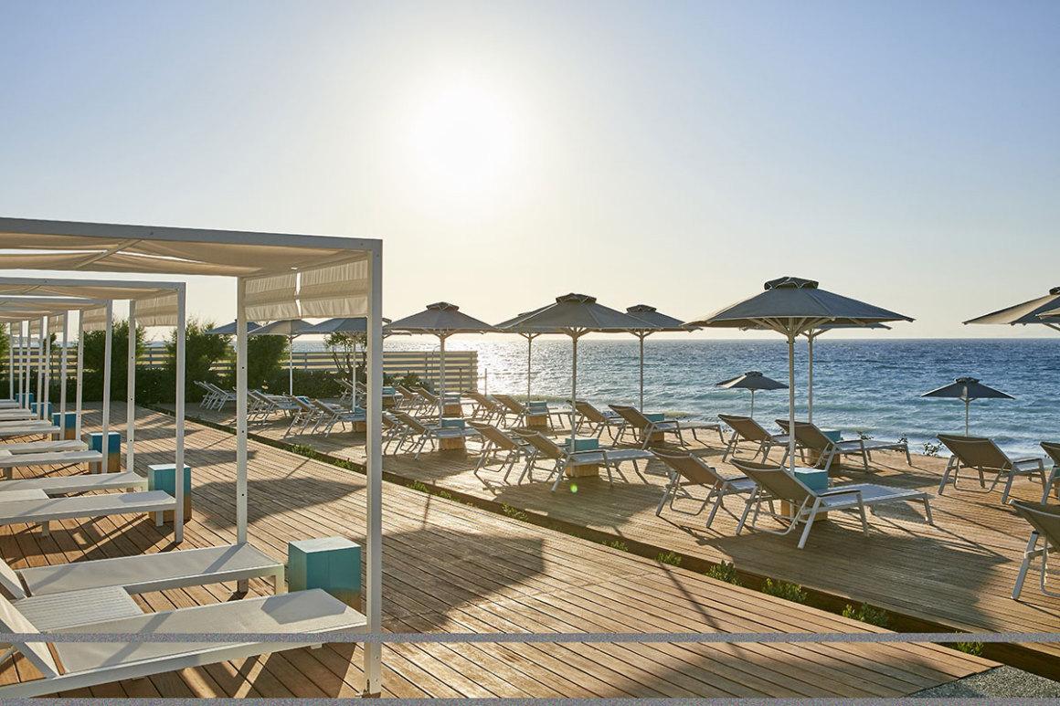 Hôtel Electra Palace Resort 5* TUI à Rhodes en Grèce