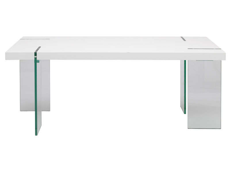 Table Rectangulaire Marbella Table De Salle A Manger Conforama