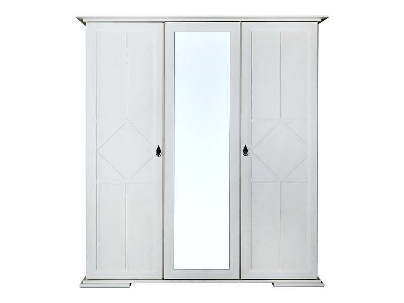 Armoire conforama 4 portes beautiful armoire portes for Armoire conforama