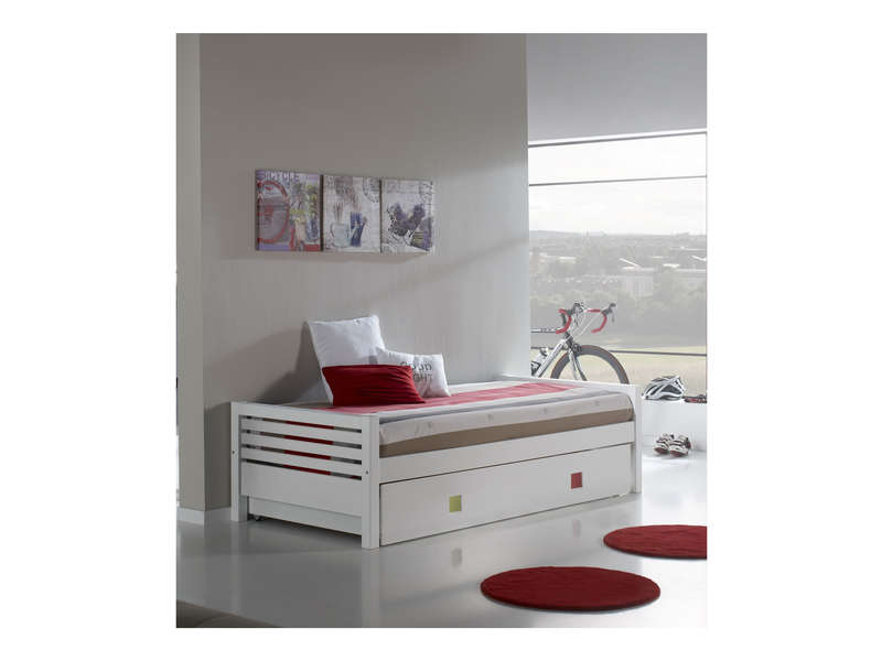 lit b b conforama lit gigogne blanc sophie coloris blanc. Black Bedroom Furniture Sets. Home Design Ideas