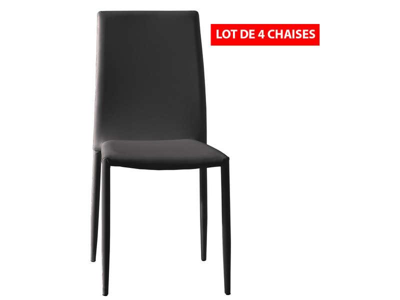 chaise de cuisine a conforama