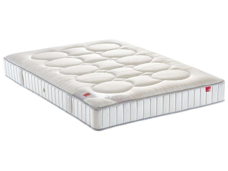 matelas ressorts 160x200 cm epeda le secret matelas conforama. Black Bedroom Furniture Sets. Home Design Ideas