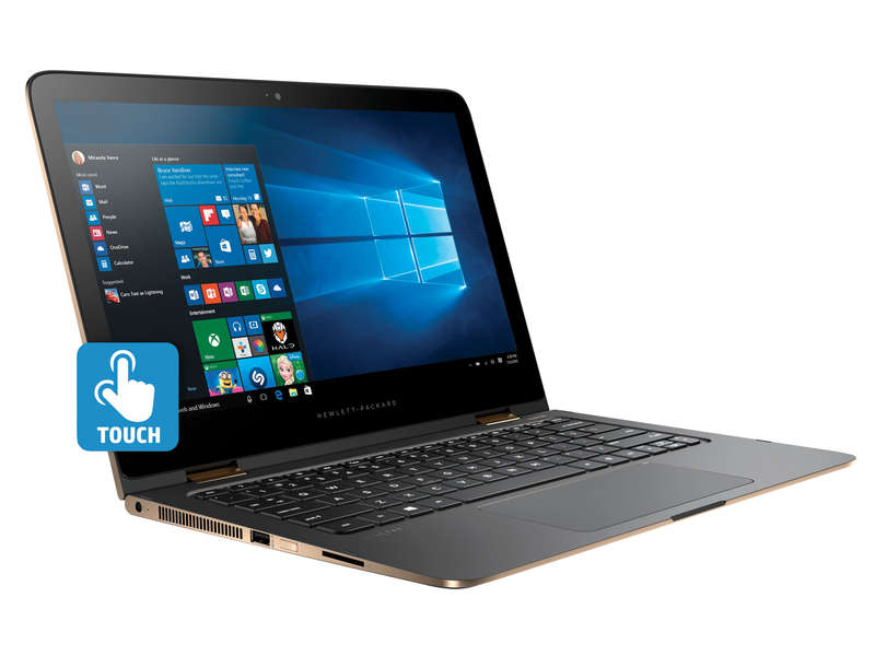 Pc portable 13.3 '' Windows 10 HP SPECTRE X360 13-4155NF