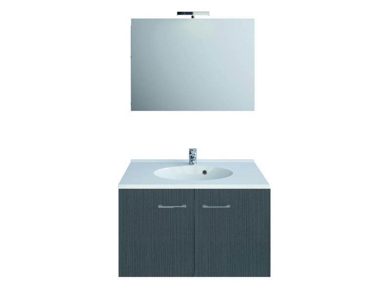 Meubles de salle de bain LOGIA - Meuble de Salle de Bain Conforama ...