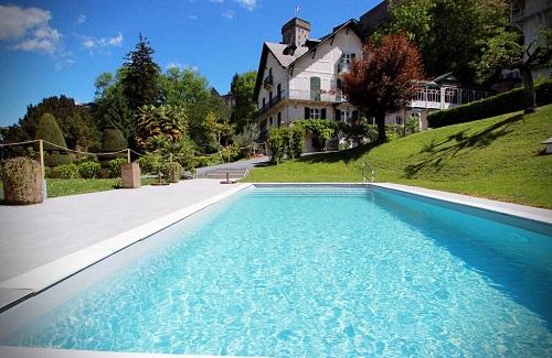 Grand Hotel BELFRY à Lourdes