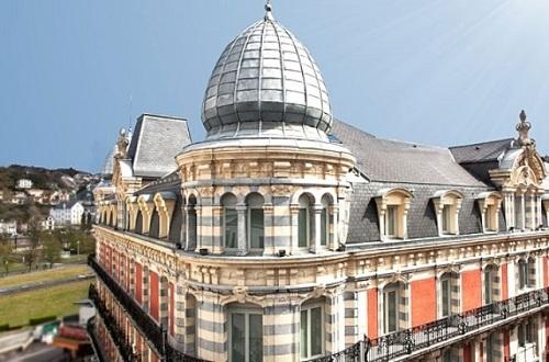 Grand Hotel Moderne à Lourdes