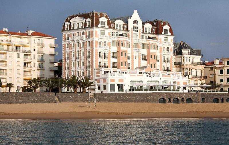 Grand Hôtel Thalasso & Spa à Saint-Jean-de-Luz