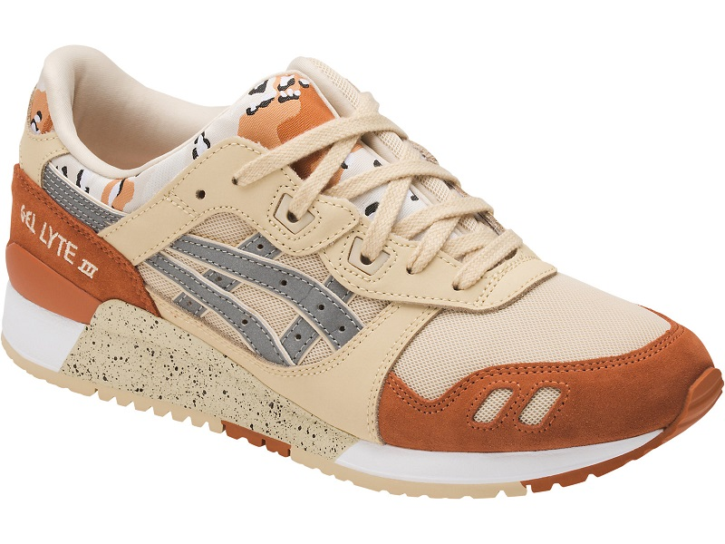 Asics GEL-LYTE III Homme Marzipan/Silver