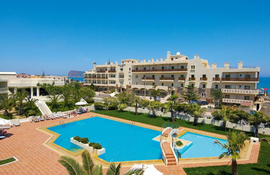 Club Lookéa Santa Marina 4* TUI à Amoudara en Crète
