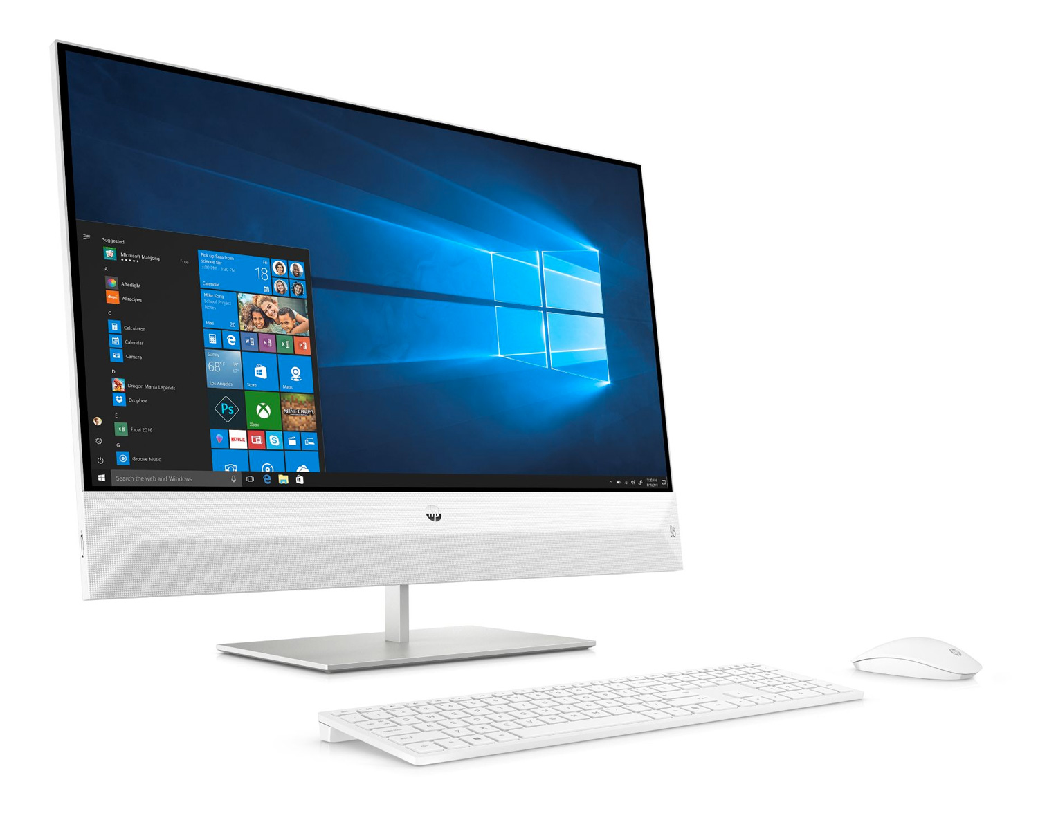 HP Pavilion All-in-One 27-xa0016nf