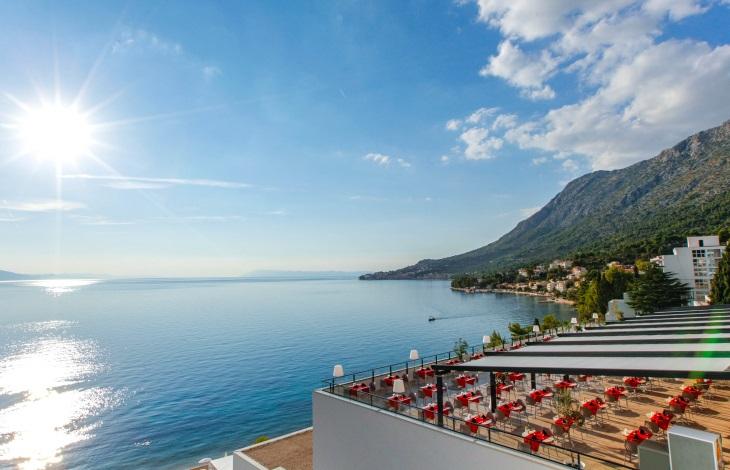 TUI SENSIMAR Adriatic Beach Resort 4* à Zivogosce en Croatie