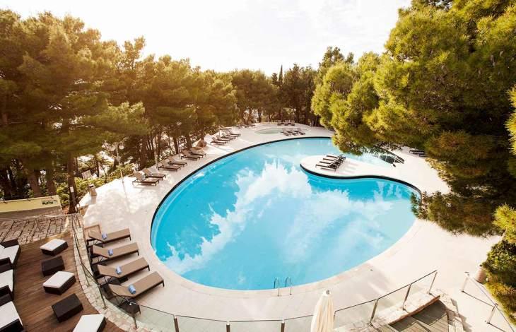 Hôtel Croatia 5* TUI à Dubrovnik en Croatie