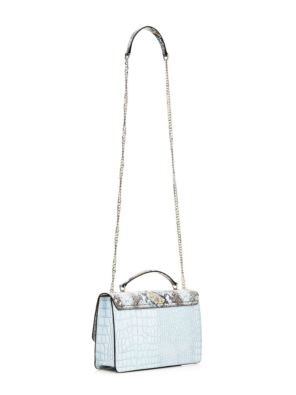 Guess Croco Effet A Sac Bandouliere Sacs Cate 6g7vYbyf