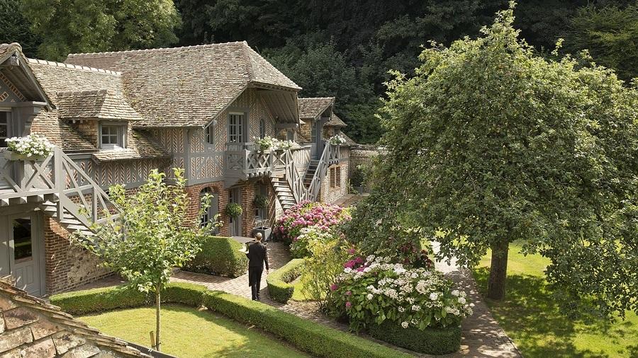 La Ferme Saint Siméon - Relais et Châteaux Hotel à Honfleur