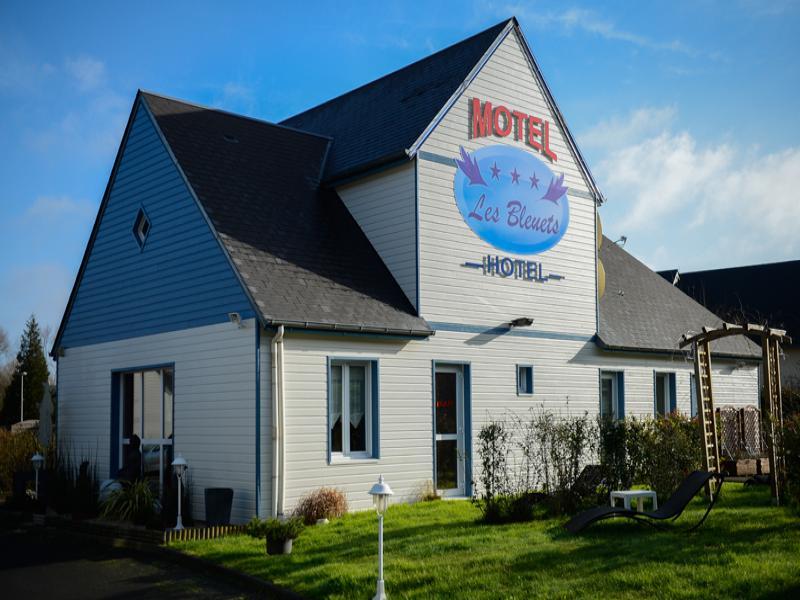 Motel Les Bleuets à Honfleur