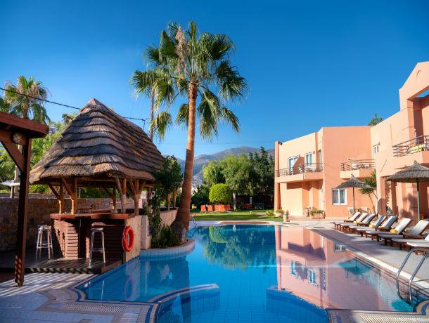Hôtel High Beach 4* à Malia en Crète