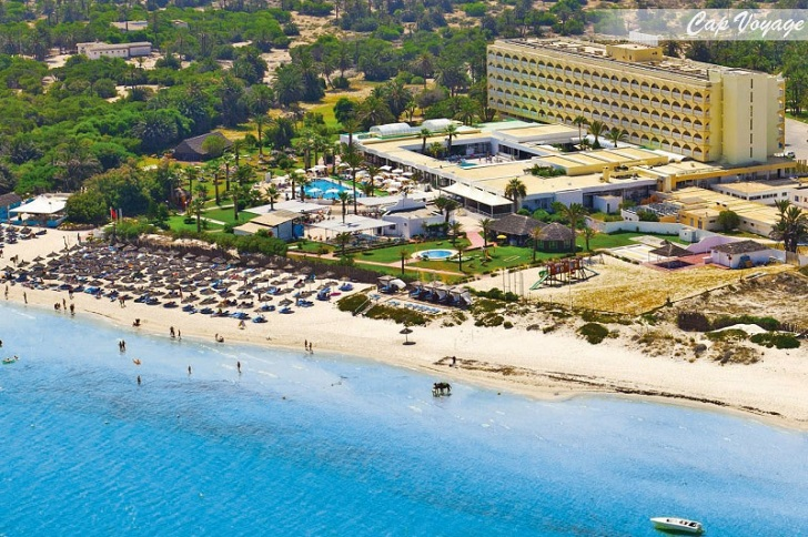 Hôtel One Resort 4* Monastir en Tunisie